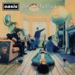 oasis (オアシス)『Definitely Maybe』高画質ジャケット画像