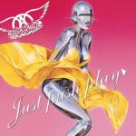 Aerosmith『Just Push Play』高画質ジャケット画像