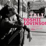 YOSHII LOVINSON 1stシングル『TALI』高画質ジャケット画像