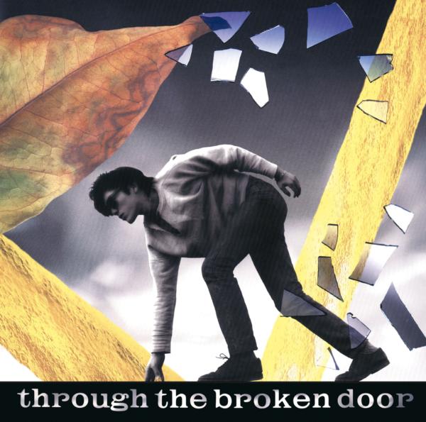 尾崎豊 (おざきゆたか)3rdアルバム『壊れた扉から』(1985年11月28日発売)の高画質CDジャケット画像 (ジャケ写)
