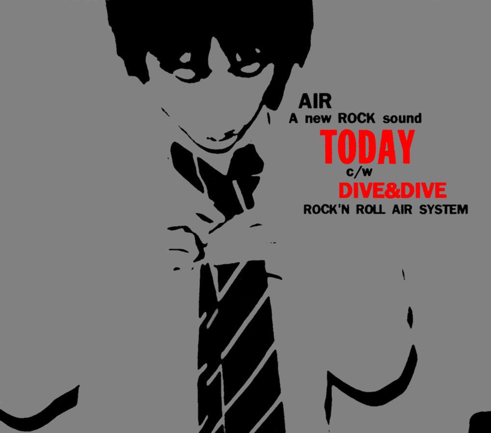 AIR 1stシングル『TODAY』高画質ジャケット画像