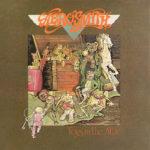 Aerosmith (エアロスミス)『Toys In The Attic (闇夜のヘヴィ・ロック)』高画質ジャケット画像