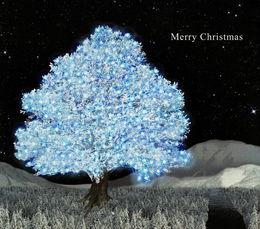 BUMP OF CHICKEN『Merry Christmas』高画質ジャケット画像