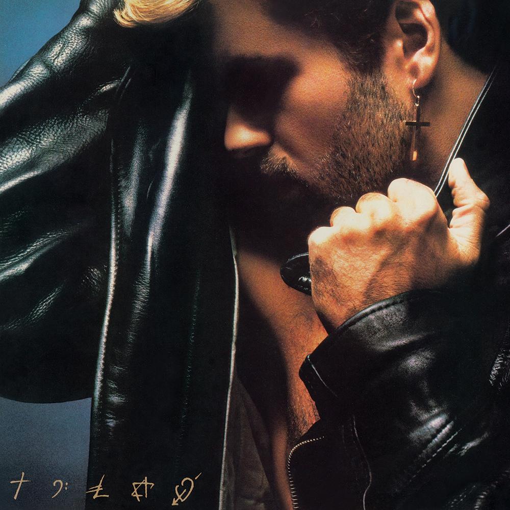 George Michael (ジョージ・マイケル)1stアルバム『Faith (フェイス)』高画質ジャケット画像