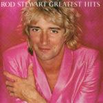 Rod Stewart『Rod Stewart Greatest Hits』高画質ジャケット画像