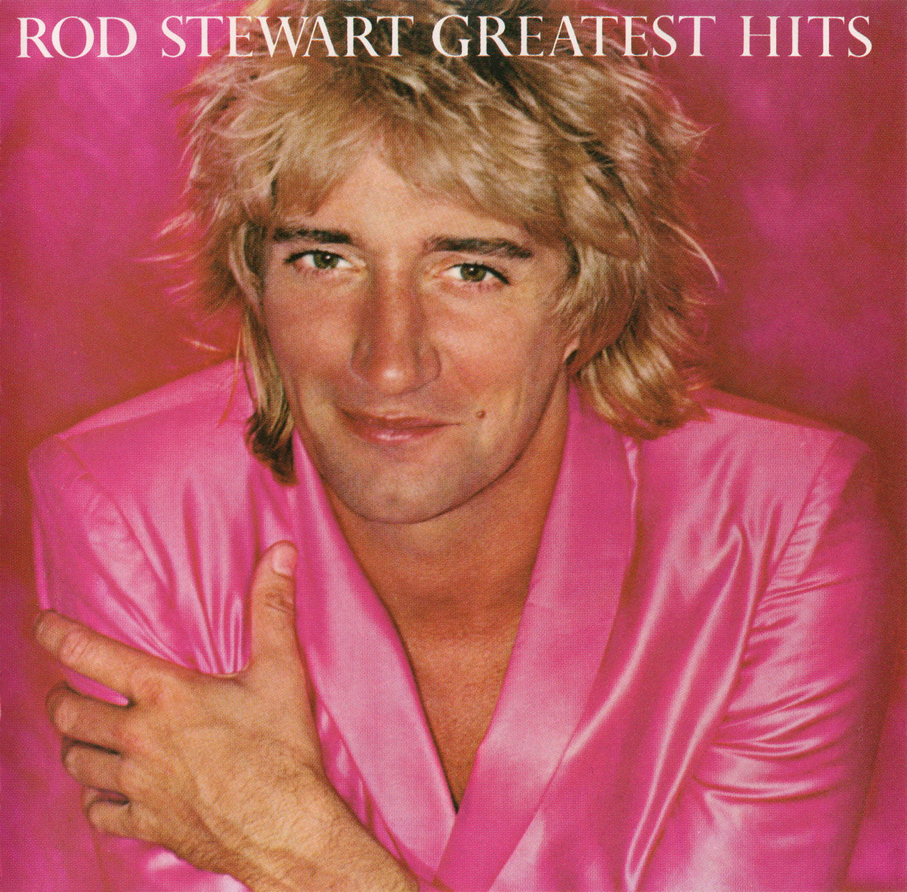 Rod Stewart『Rod Stewart Greatest Hits』高画質ジャケット画像