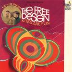 The Free Design (ザ・フリー・デザイン) 1stアルバム『Kites Are Fun (カイツ・アー・ファン)』高画質ジャケット画像