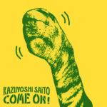 斉藤和義 37thシングル『COME ON!』高画質ジャケット画像