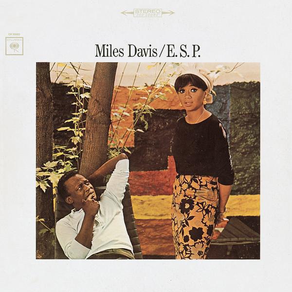 Miles Davis (マイルス・デイヴィス) 1965年のアルバム『E.S.P. 』高画質ジャケット画像