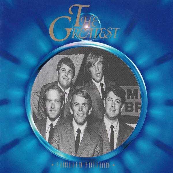 The Beach Boys (ザ・ビーチ・ボーイズ)『The Greatest (ザ・グレイテスト) 』日本限定盤 高画質ジャケット画像