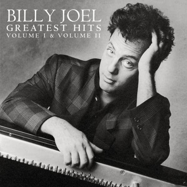 Billy Joel (ビリー・ジョエル)『ビリー・ザ・ベスト (Greatest Hits, Vol. 1 & 2)』高画質ジャケット画像