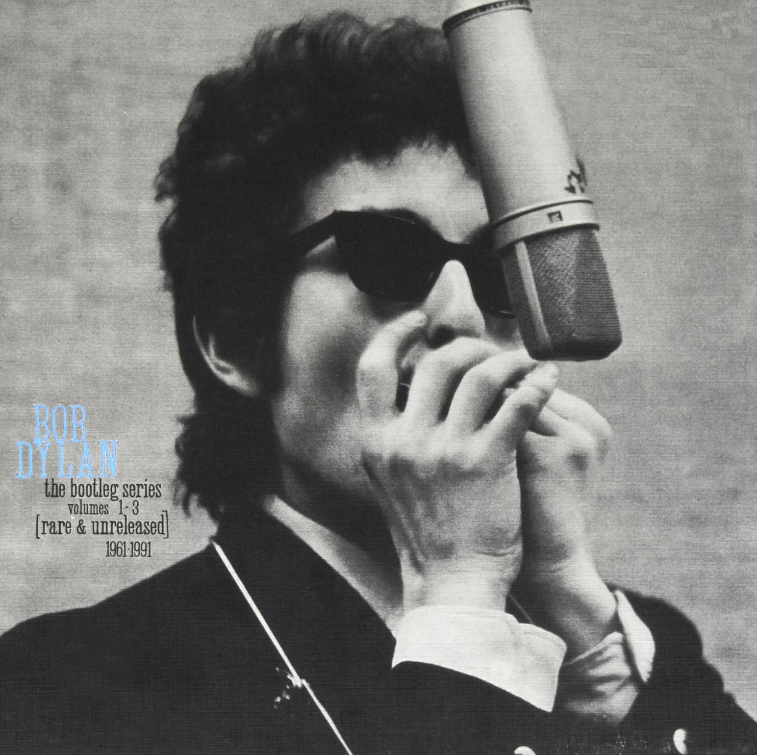 Bob Dylan (ボブ・ディラン)『the bootleg series, volumes 1-3 [rare and unreleased] 1961-1991』高画質ジャケット画像