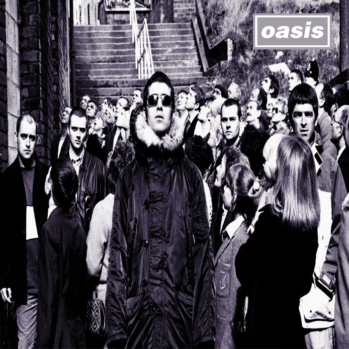 oasis (オアシス) 13thシングル『D'You Know What I Mean?』(1997年) 高画質ジャケット画像