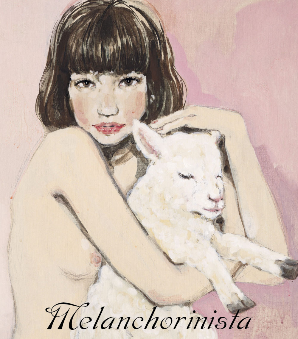 YUKI (ユキ)  13thシングル『メランコリニスタ』 (2006年) 高画質ジャケット画像