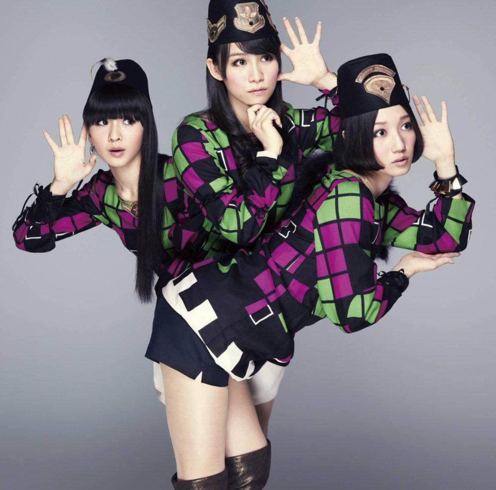 Perfume (パフューム) 12thシングル『ねぇ』初回限定盤 (2010年) 高画質ジャケット画像
