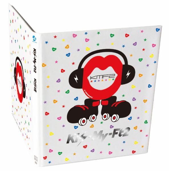 Kis-My-Ft2 (キスマイフットツー) 13thシングル『Kiss魂 (キッスダマシイ)』(キスマイSHOP盤) 高画質ジャケット画像