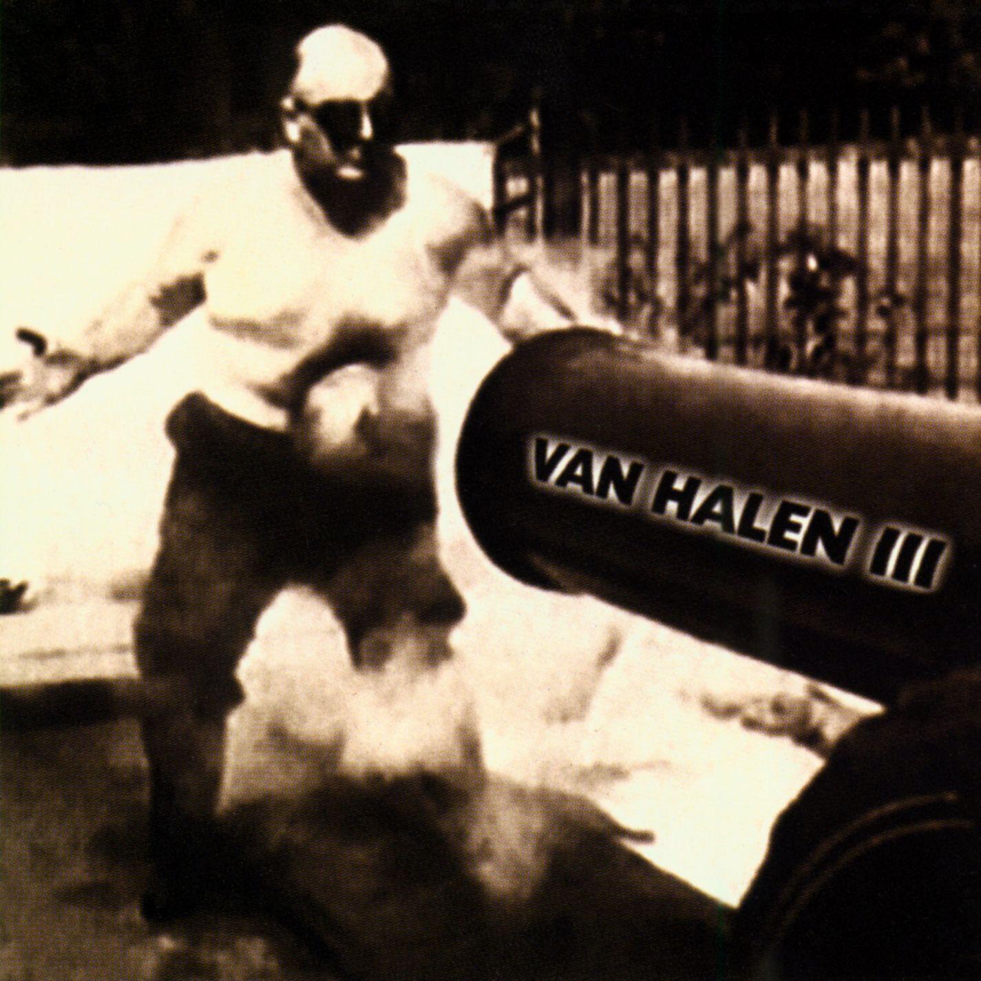 Van Halen (ヴァン・ヘイレン)11thアルバム『Van Halen III (ヴァン・ヘイレン3)』(1998年) 高画質ジャケット画像