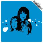 チャットモンチー (chatmonchy) 3rdアルバム『生命力 (せいめいりょく)』(2007年10月24日) 高画質ジャケット画像