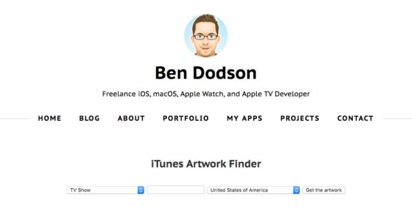 iTunes Artwork Finder