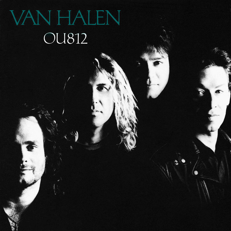 8thアルバム『OU812 (オーユーエイトワントゥー)』(1988年5月24日発売) 高画質ジャケット画像