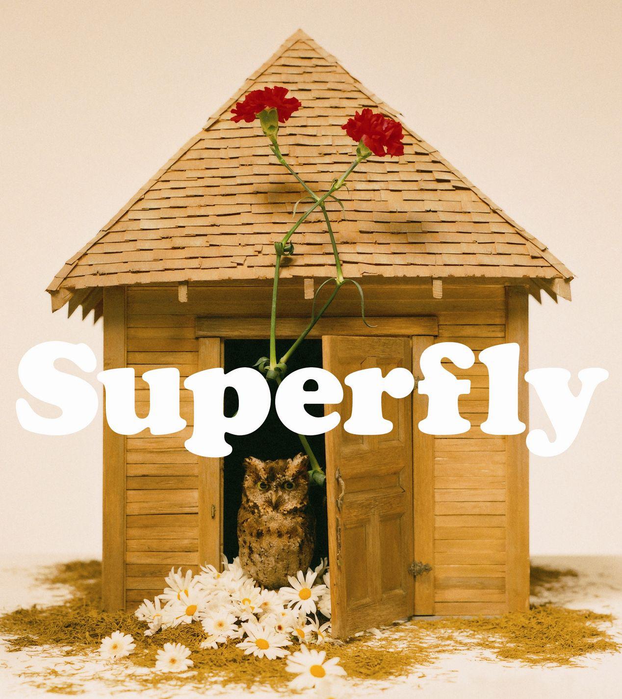 Superfly (スーパーフライ) 1stシングル『ハロー・ハロー』(2007年4月4日発売) 高画質ジャケット画像