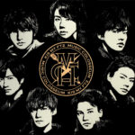 Kis-My-Ft2 (キスマイフットツー) 6thアルバム『MUSIC COLLESEUM (ミュージック・コロシアム)』(通常盤) 高画質ジャケット画像