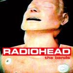 Radiohead (レディオヘッド) 2ndアルバム『The Bends (ザ・ベンズ)』(1995年) 高画質ジャケット画像