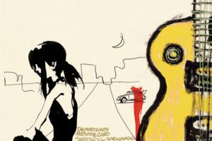 TAK MATSUMOTO featuring ZARD『異邦人』(2003年8月27日発売) 高画質ジャケット画像