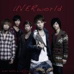 UVERworld (ウーバーワールド) 20thシングル『BABY BORN & GO/KINJITO』通常盤 (2011年12月14日発売)
