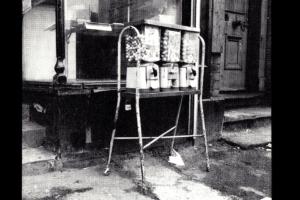 THE STONE ROSES (ザ・ストーン・ローゼス) 2ndシングル『SALLY CINNAMON (サリー・シナモン)』(1991年7月21日発売) 高画質ジャケット画像