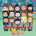 E-girls (イー・ガールズ) 10thシングル『おどるポンポコリン』(通常盤) 高画質ジャケット画像