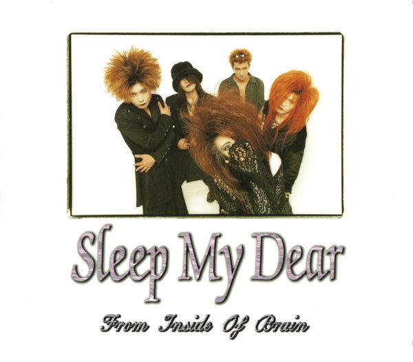 Sleep My Dear (スリープマイディア)『From Inside Of Brain』(1995年) 高画質ジャケット画像