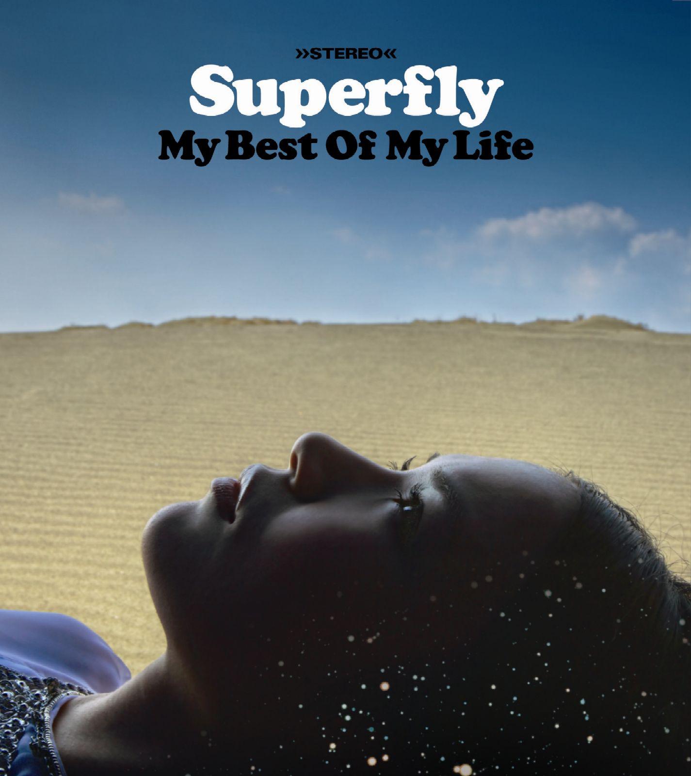 Superfly (スーパーフライ) 7thシングル『My Best Of My Life (マイ ベスト オブ マイ ライフ)』(2009年5月13日発売) 高画質ジャケット画像