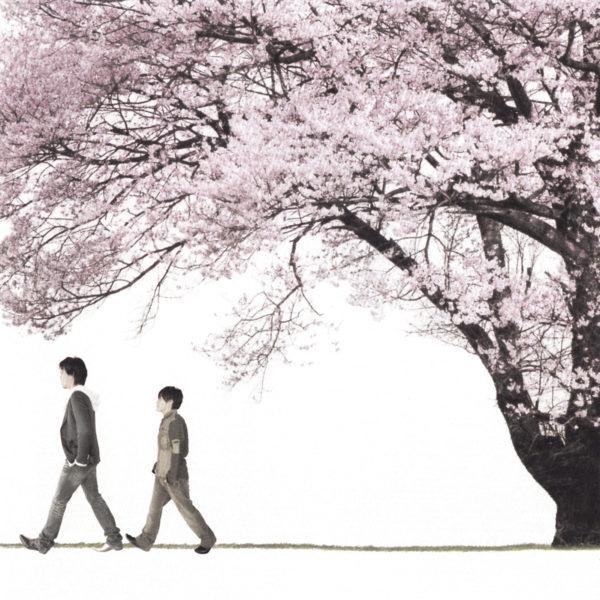 コブクロ メジャー12thシングル『桜』(Spring Package) 高画質ジャケット画像