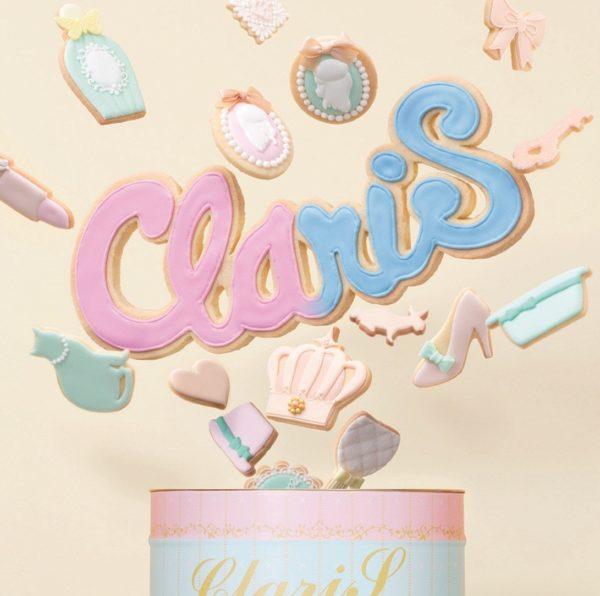ClariS (クラリス) 7thシングル『reunion』(初回限定盤) 高画質ジャケット画像