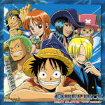 V.A.『ONE PIECE BEST ALBUM 〜ワンピース主題歌集〜』 (2003年7月30日発売) 高画質ジャケット画像