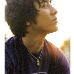 山崎まさよし 8thシングル『僕はここにいる』(1998年11月11日発売) 高画質ジャケット画像