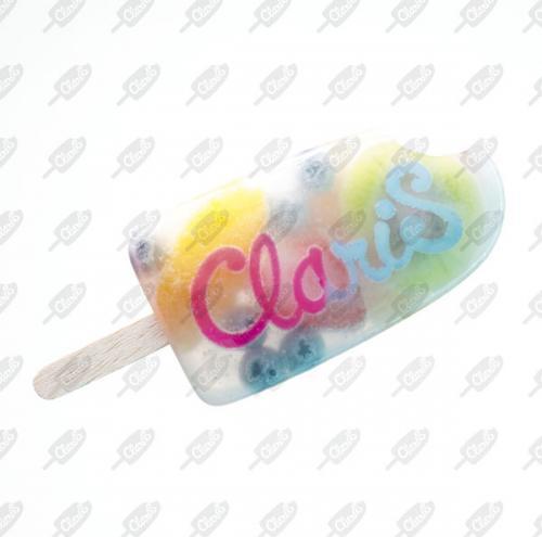 ClariS (クラリス) 4thシングル『ナイショの話』(初回限定盤) 高画質ジャケット画像