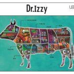 UNISON SQUARE GARDEN 6thアルバム『Dr.Izzy』(初回限定盤) 高画質ジャケット画像