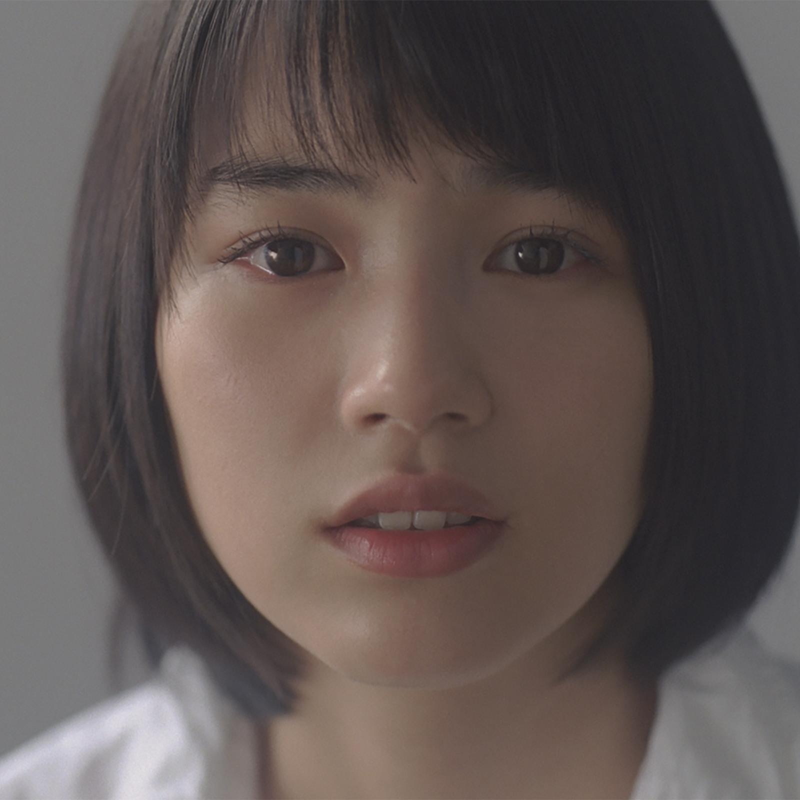 のん (本名:能年玲奈) 配信限定シングル『エイリアンズ』(2017年7月13日発売) 高画質ジャケット画像