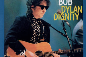 Bob Dylan (ボブ・ディラン) シングル『Dignity』(オーストリア盤)高画質CDジャケット画像