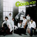 Kis-My-Ft2 (キスマイフットツー) 2ndアルバム『Goodいくぜ!』(初回生産限定【Kis-My-History盤】)高画質CDジャケット画像