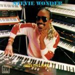 Stevie Wonder (スティービー・ワンダー) 『Greatest Hits (グレイテスト・ヒッツ)』(1993年発売) 高画質CDジャケット画像