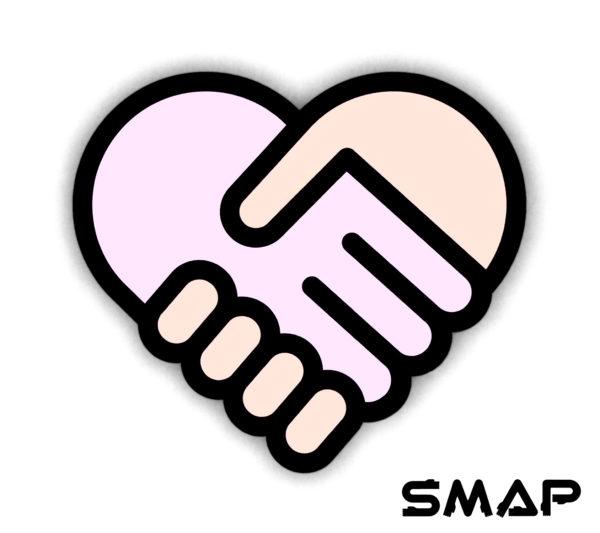 SMAP (スマップ) 44thシングル『そっと きゅっと / スーパースター★』(2009年8月26日発売)高画質CDジャケット画像