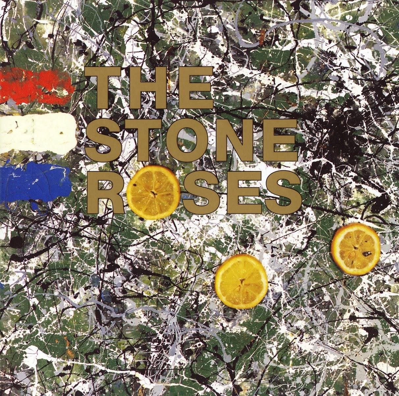 THE STONE ROSES(ザ・ストーン・ローゼス) 1stアルバム『THE STONE ROSES (石と薔薇)』(1989年発売) 高画質CDジャケット画像