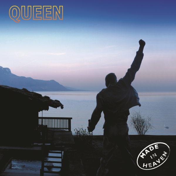 Queen (クイーン)『MADE IN HEAVEN (メイド・イン・ヘヴン)』(1995年11月発売) 高画質 CDジャケット画像