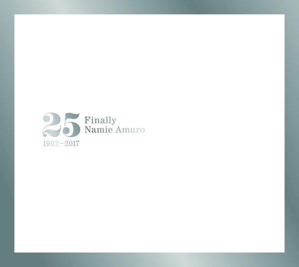 安室奈美恵 (あむろなみえ) オールタイム・ベストアルバム『Finally (ファイナリー)』(3CD+Blu-ray Disc+スマプラ付) 高画質CDジャケット画像