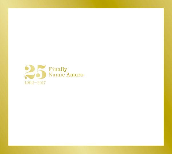 安室奈美恵 (あむろなみえ) オールタイム・ベストアルバム『Finally (ファイナリー)』(3CD+スマプラ付) 高画質CDジャケット画像
