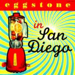 Eggstone (エッグストーン) 1stアルバム『In San Diego (イン・サン・ディエゴ)』(1992年) 高画質CDジャケット画像