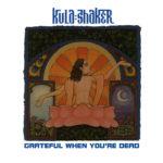 Kula Shaker (クーラ・シェイカー) デビューEP『Grateful When You're Dead (グレイフル・ホエン・ユーアー・デッド)』(1996年7月10日発売) 高画質ジャケット画像